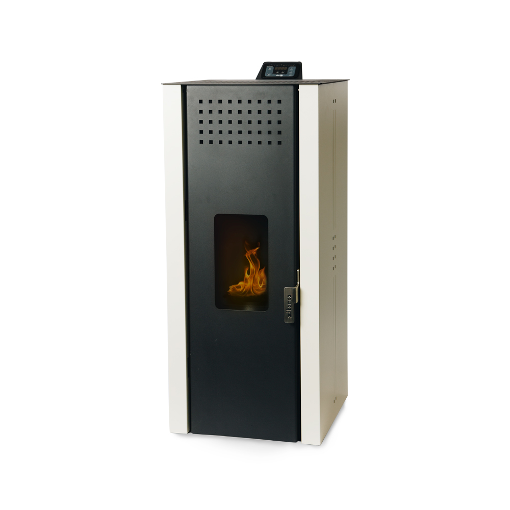 zibro pellet stove kiyomi 80 ivory made by toyotomi. Black Bedroom Furniture Sets. Home Design Ideas