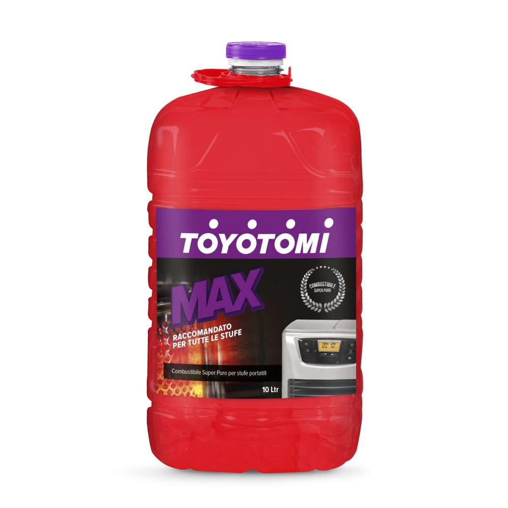Toyotomi Max 10 Ltr Combustible