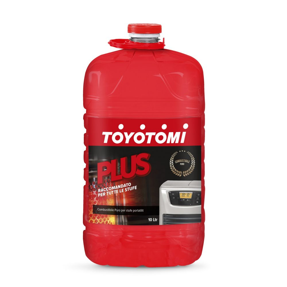 Toyotomi Plus 10 Ltr Combustible