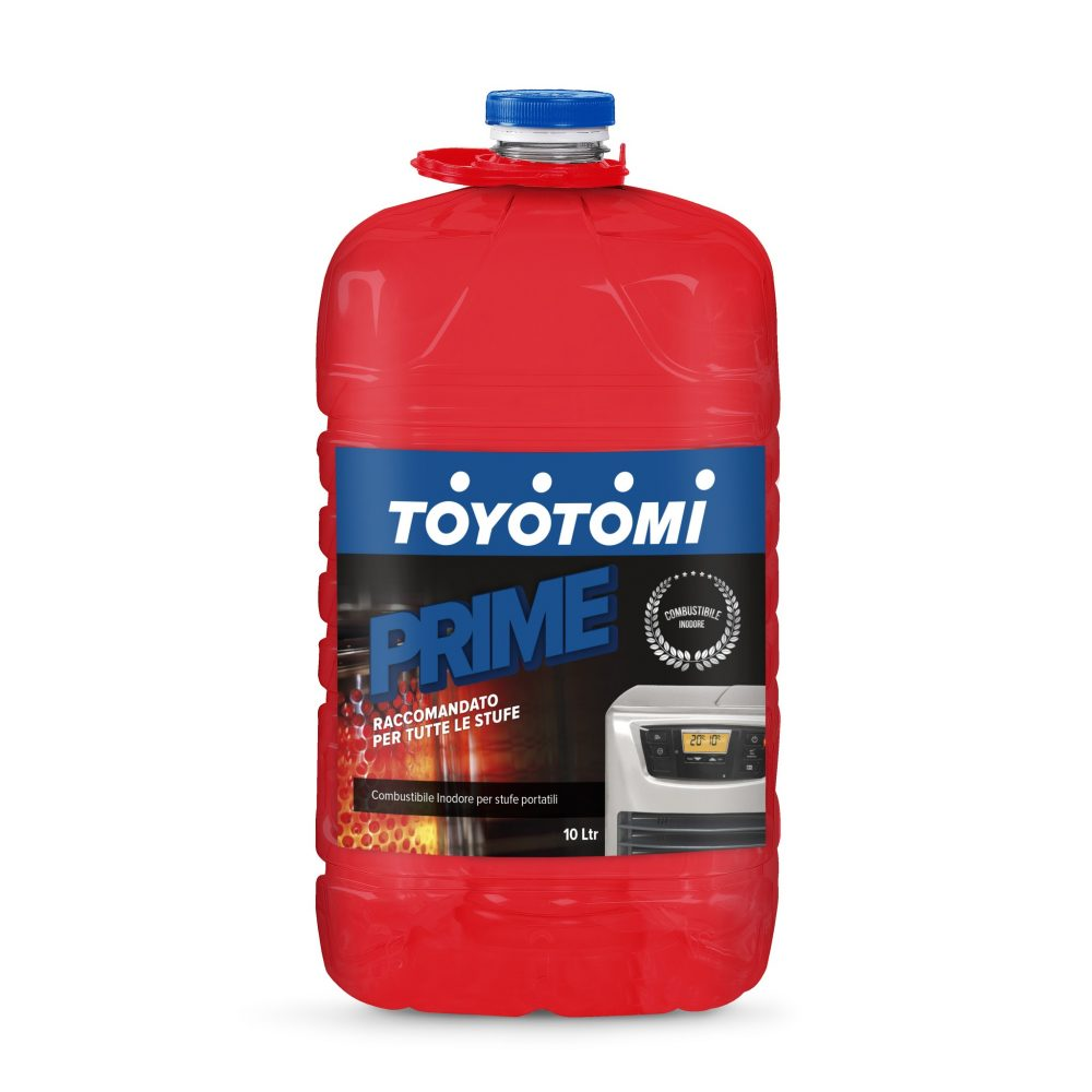 Toyotomi Prime 10 Ltr Combustible