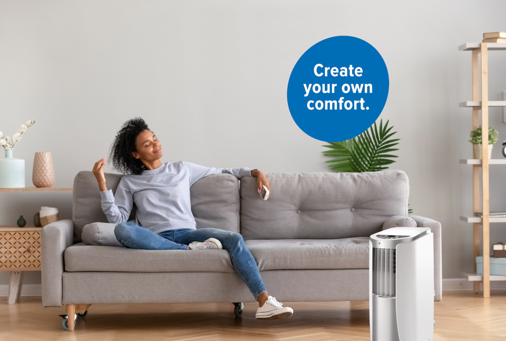 Portable airconditioners